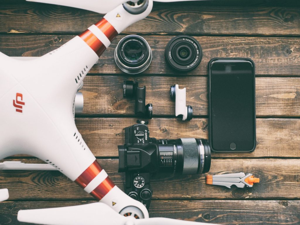 Drone photo and video