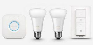 Philips Hue Smart Light Starter Kit