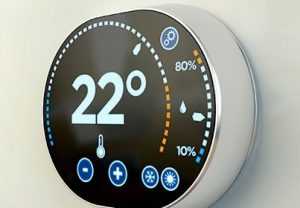 Smart home gadgets Thermostat