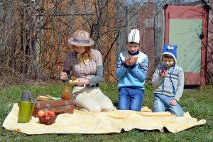 kids picnic space