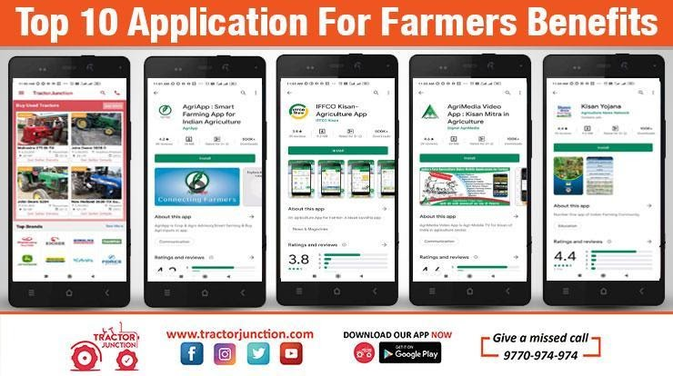 Application For Farmers