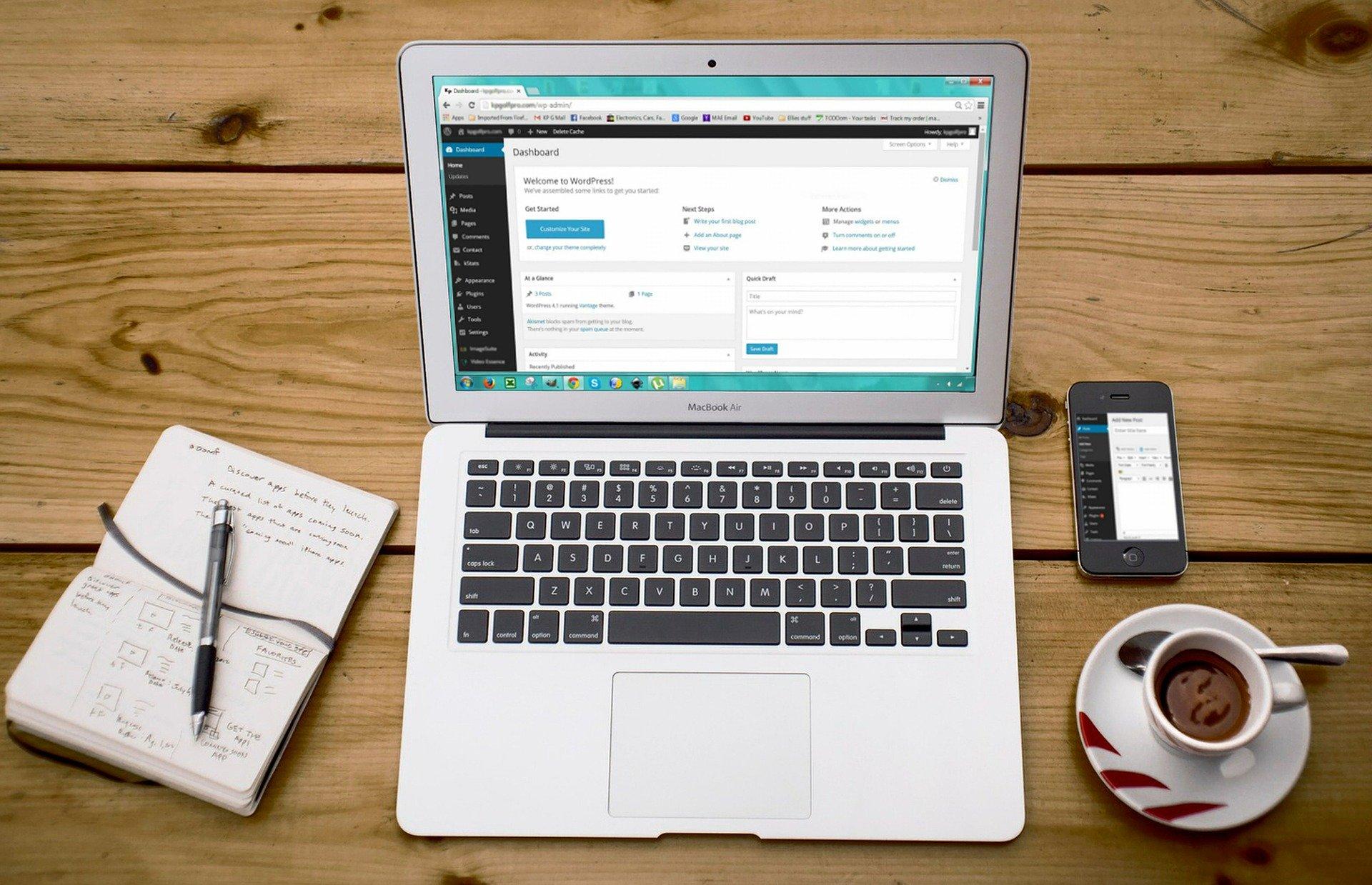 Better Online Presence From Website