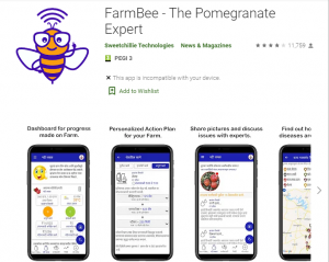 FarmBee RML Farmerapplication for farmers