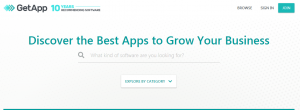 GetApp sofware reviews