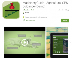 Machinery Guideapplication for farmers