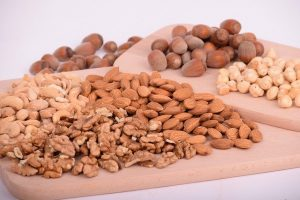 NUTS for your summer body