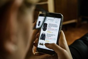Online Shopping at tech giants