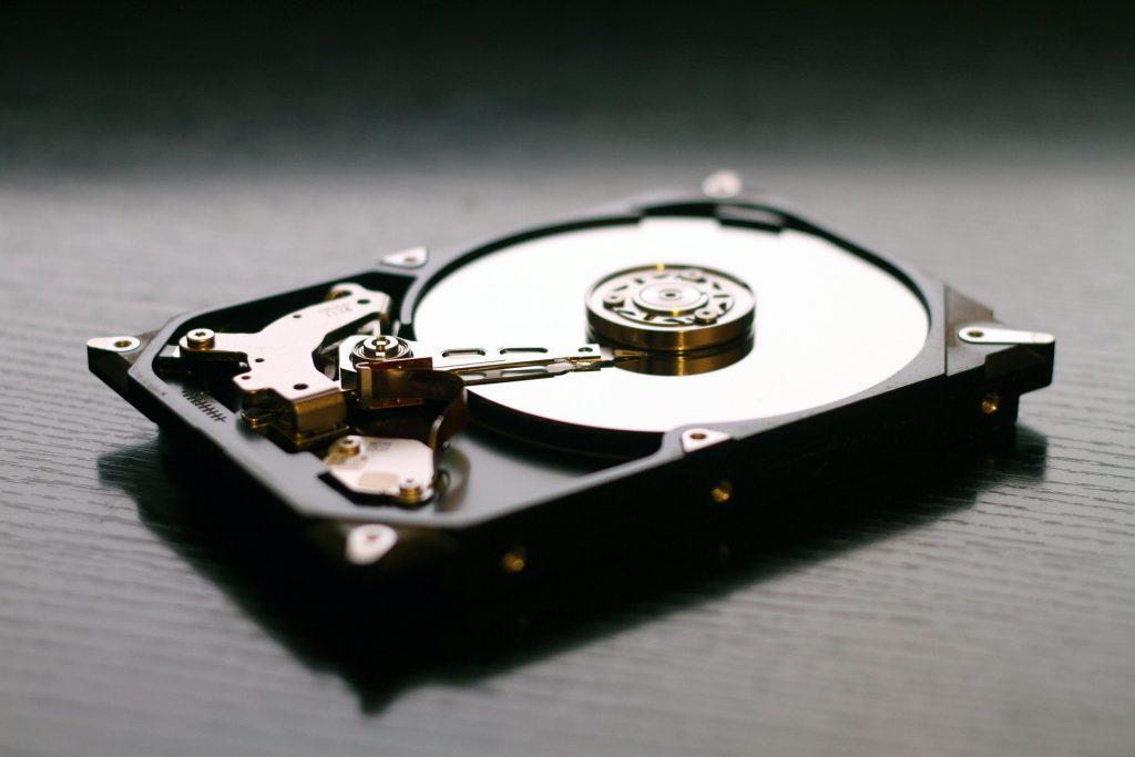 backup hard drive
