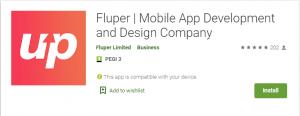 Fluper App