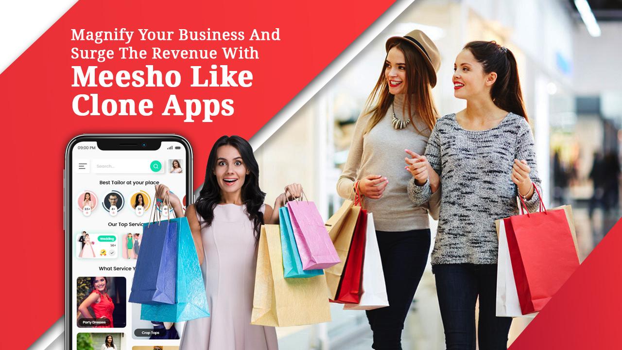 Meesho clone apps