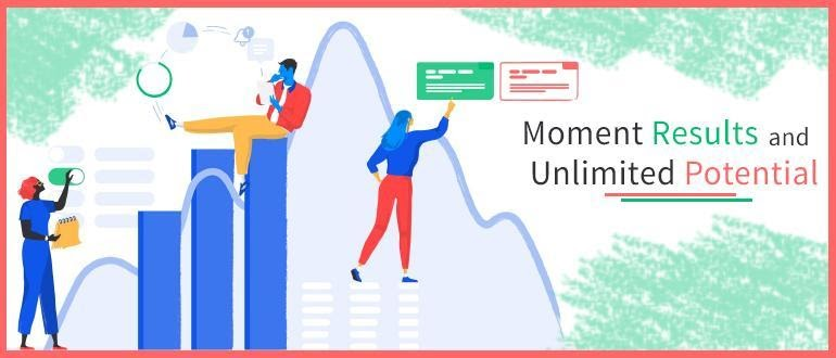 Moment Results and Unlimited Potential