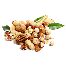 Nuts Improve Eye Health