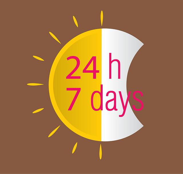 24h open online shopping