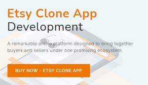 Etsy clone devolepment