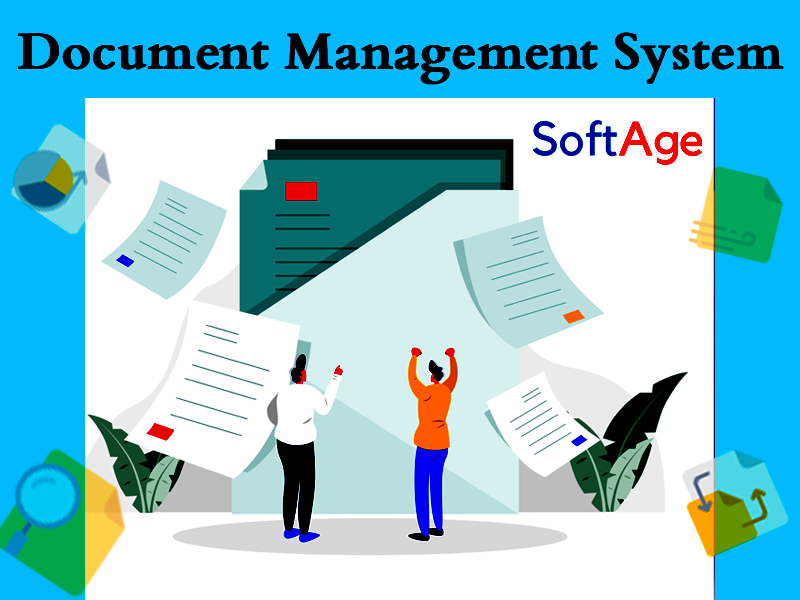 A document management system is a system that is used to receive, store, manage & track data to reduce the use of paper. Read th blog and learn more!