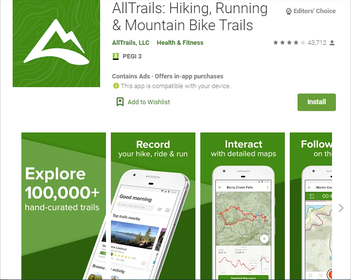 AllTrials Adventure Apps