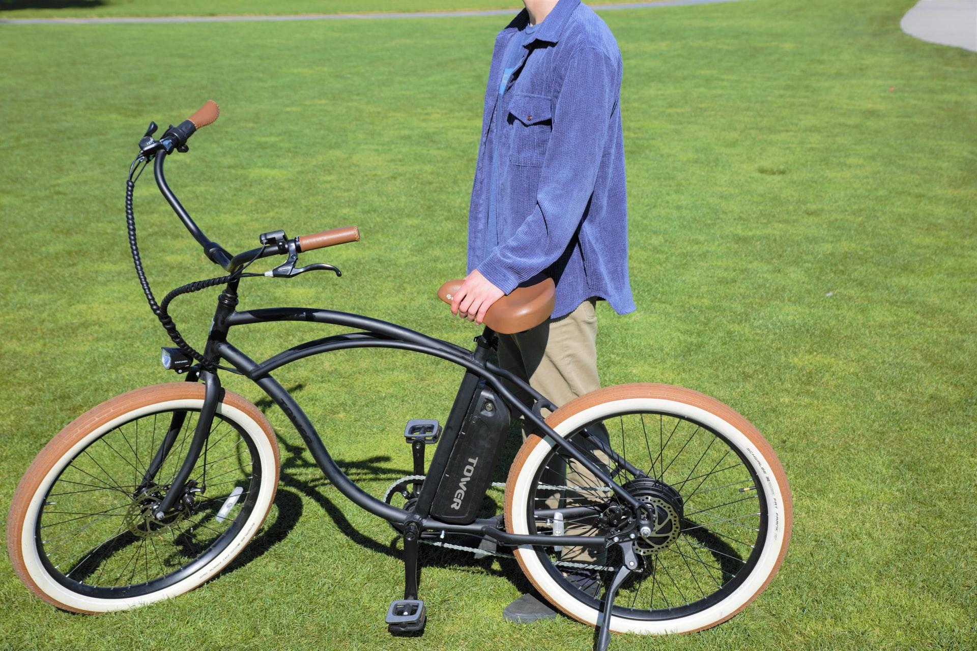 ride e-bike