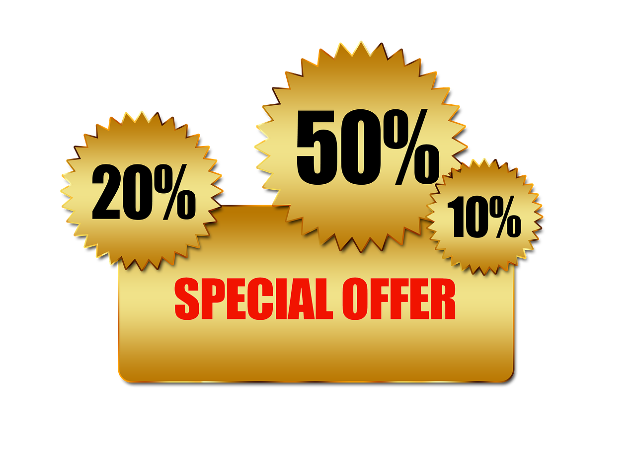 special business offer