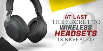 Jabra wireless headsets