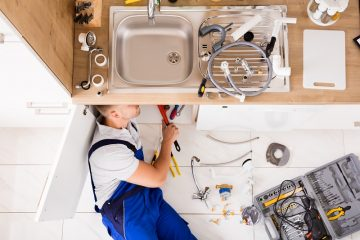 Blocked drain plumber (1)
