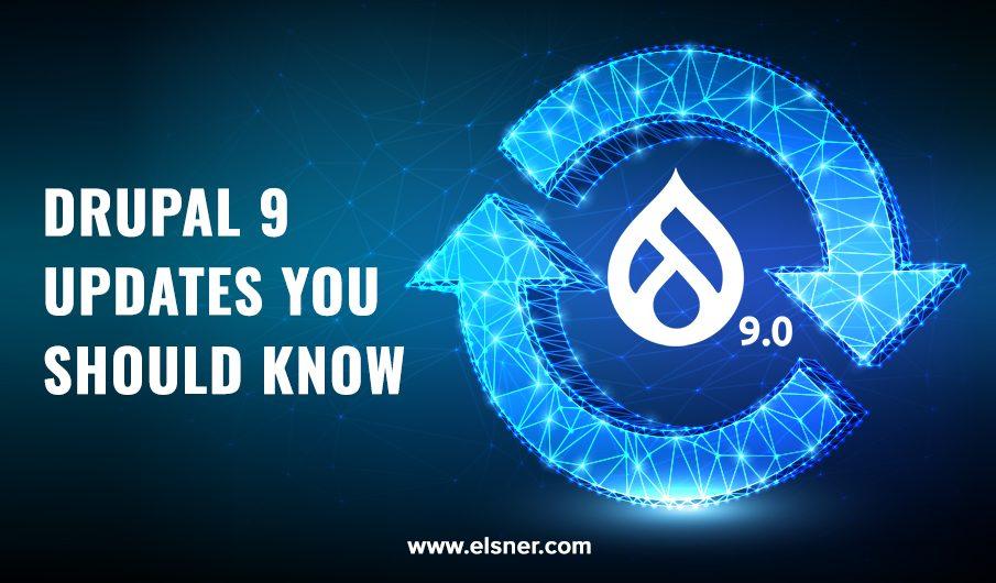Drupal-9-Updates