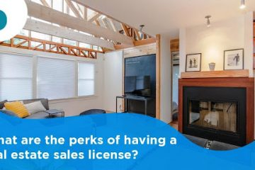 Having A Real Estate Sales License