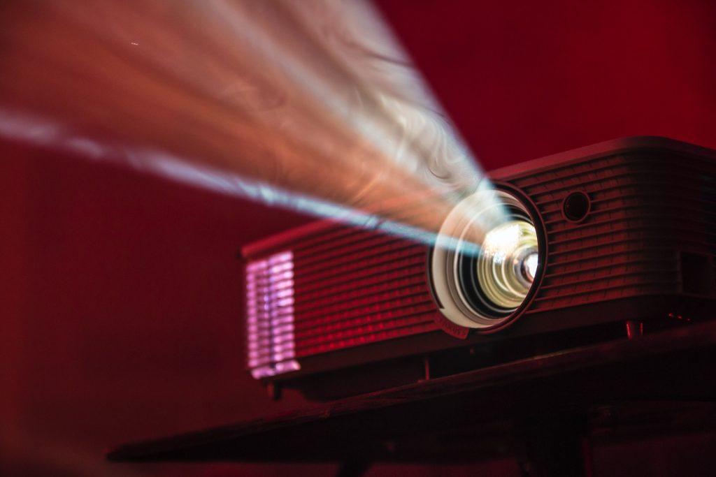 garden projector