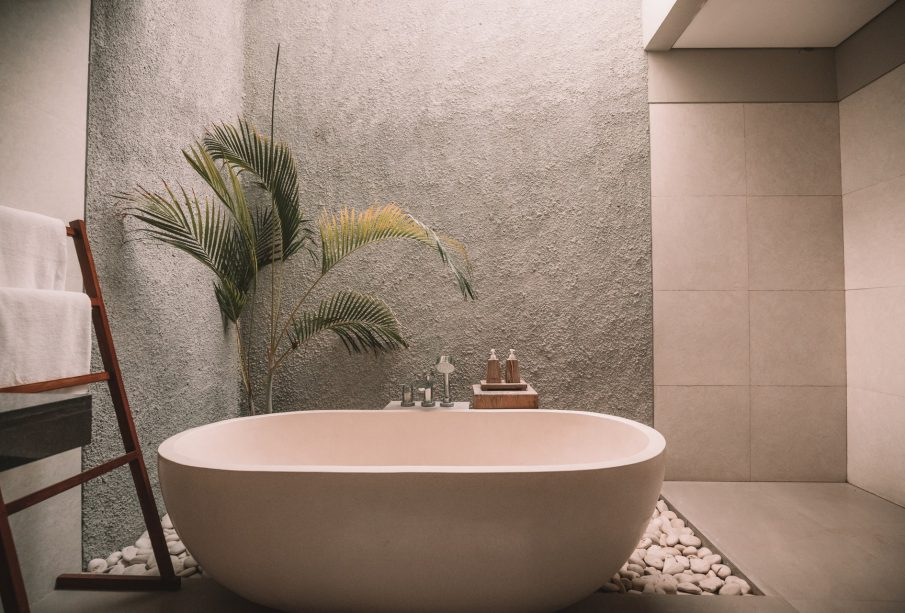How to Transform Your Bathroom into Your Private Zen Center